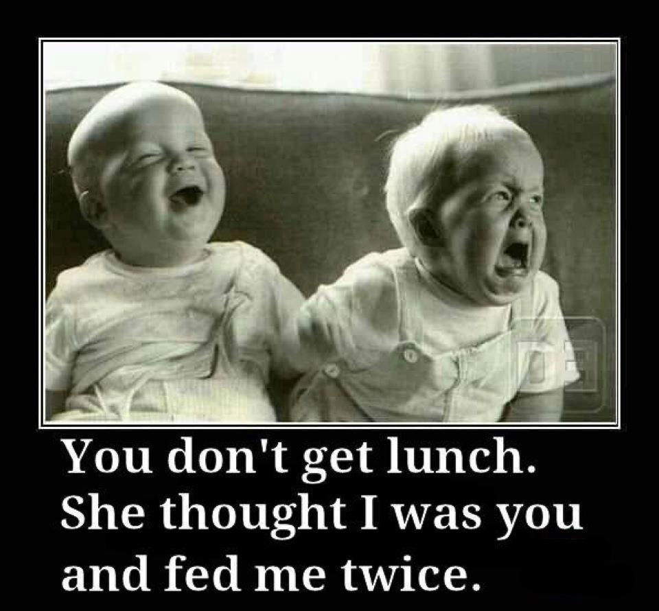i dont get lunch funny