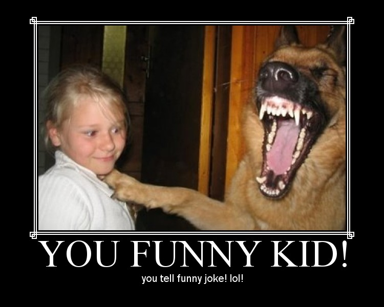funny-kid-tells-joke-to-dog