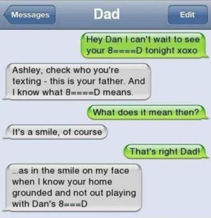 dad knows