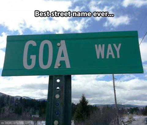 goa way